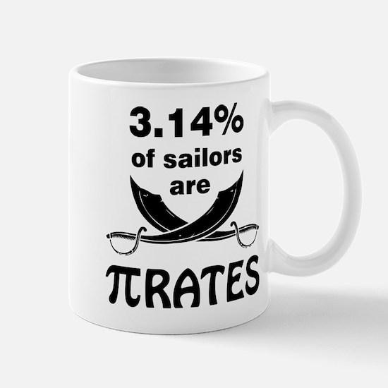 Sailors are pirates Mug