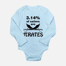 Sailors are pirates Body Suit