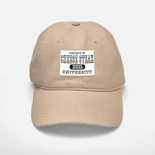 Cheese Steak University T-Shirts Baseball Baseball Cap