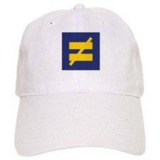 Not Equal - Different by Design Baseball Baseball Cap