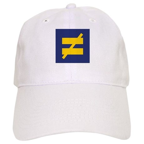 Not Equal - Different by Design Baseball Cap