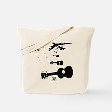 Uke Bombers Tote Bag