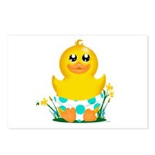 Baby Duck (scL) Postcards (Package of 8)