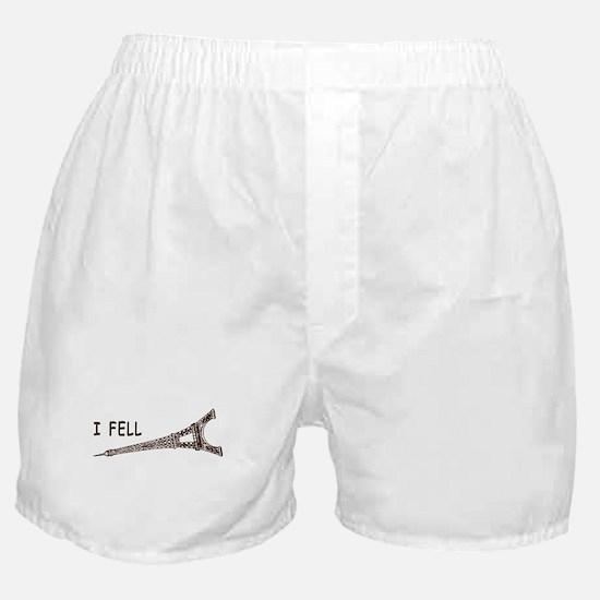 I fell Boxer Shorts