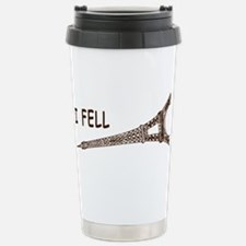 I fell Travel Mug