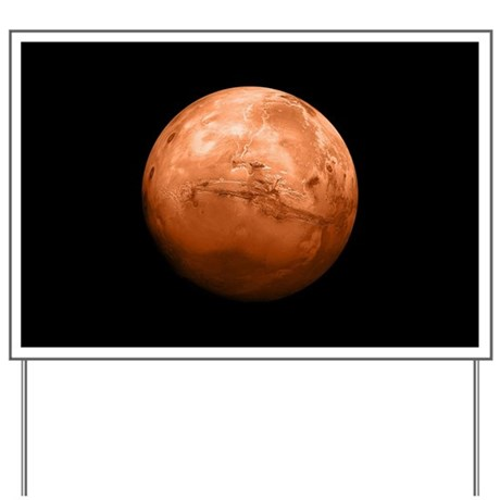 planet mars sign - photo #1