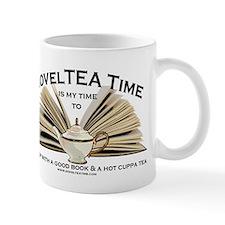 Classic NovelTEA Time Mug
