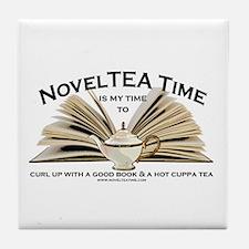 Classic NovelTEA Time Tile Coaster