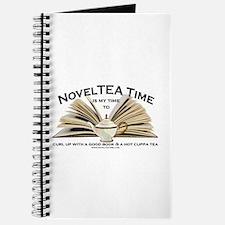 Classic NovelTEA Time Journal