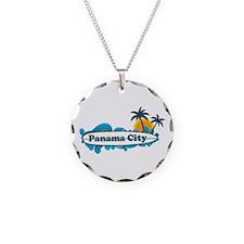Panama City - Surf Designs. Necklace
