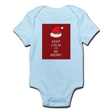 Keep Calm and Be Merry Body Suit