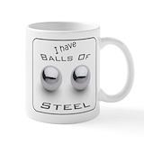 Balls of steel Coffee Mugs