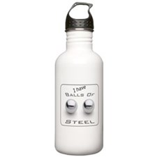 Balls of steel Water Bottle