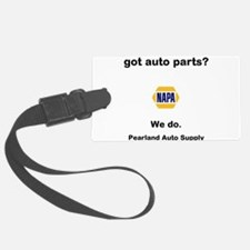 got auto parts? Luggage Tag