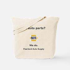 got auto parts? Tote Bag
