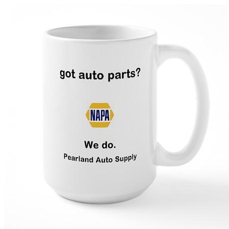 got auto parts? Mug