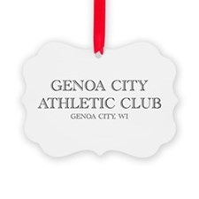 Genoa City Athletic Club 01.png Ornament