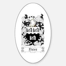 Yates Decal
