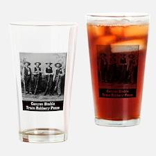 Canyon Diablo Posse Drinking Glass