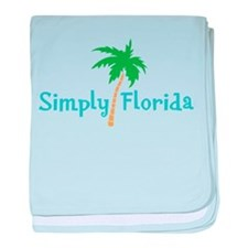 SimplyFlorida.png baby blanket