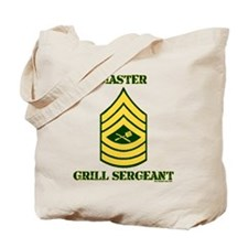 GRILL SERGEANT-MASTER Tote Bag