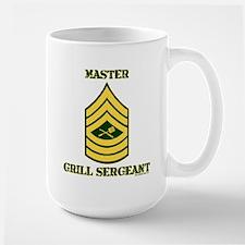 GRILL SERGEANT-MASTER Mug