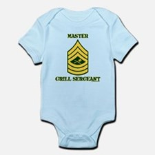 GRILL SERGEANT-MASTER Body Suit