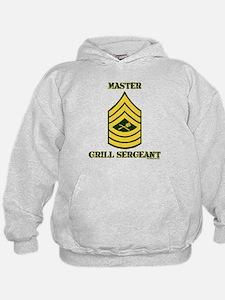 GRILL SERGEANT-MASTER Hoodie
