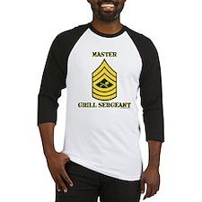 GRILL SERGEANT-MASTER Baseball Jersey