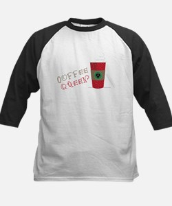 Coffee Queen Baseball Jersey