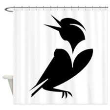 """MeadowLark"" Shower Curtain"