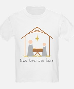 True Love Was Born T-Shirt