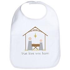 True Love Was Born Bib