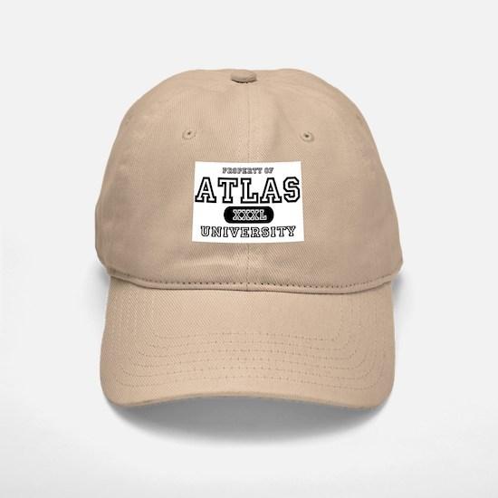 Atlas University Baseball Baseball Cap
