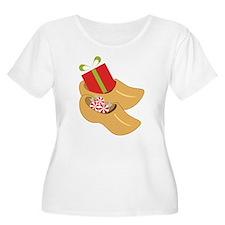 Saint Nicholas Day Plus Size T-Shirt
