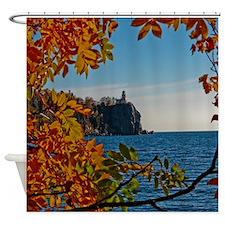 Fall at Split Rock Shower Curtain
