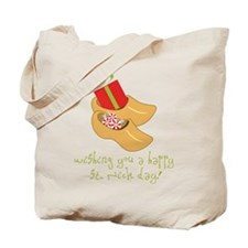 Happy St. Nick Day Tote Bag