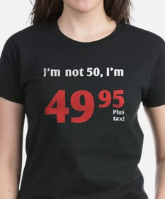 Funny Tax 50th Birthday Tee
