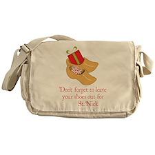 Don't Forget Messenger Bag