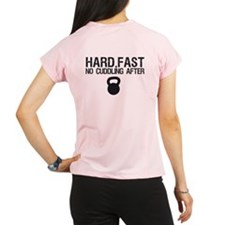 Hard. Fast. Performance Dry Fitness T - Back