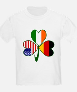 Shamrock of Germany T-Shirt