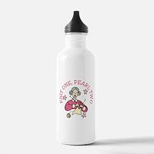 Knit One, Pearl Two Water Bottle