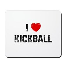 I * Kickball Mousepad