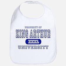 King Arthur University Bib