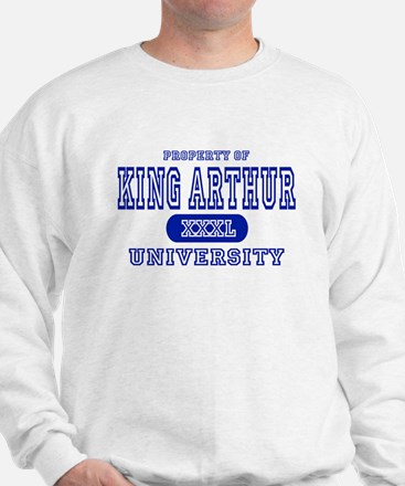 King Arthur University Sweatshirt