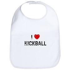 I * Kickball Bib