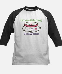 Good X-ercise Baseball Jersey