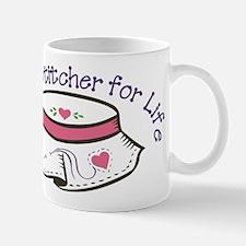 Cross Stitcher For Life Mug