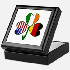 Shamrock of Germany Keepsake Box
