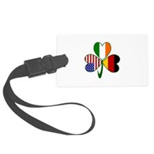 Shamrock of Germany Luggage Tag